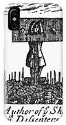 Richard Steele (1672-1729) IPhone Case
