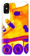 Rollerblade Boot IPhone Case