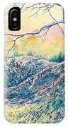 Rooted In Time IPhone Case