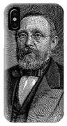 Rudolf Virchow (1821-1902) IPhone Case
