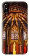 Sainte Chapelle IPhone Case