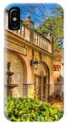 Sedona Tlaquepaque Shopping Center IPhone Case
