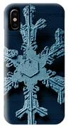 Snow Crystal IPhone Case