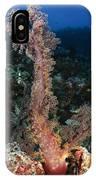 Soft Coral Seascape, Indonesia IPhone Case