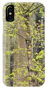 Spring Forest IPhone Case