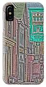 Streets Of Bel Air IPhone Case