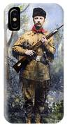 Theodore Roosevelt IPhone Case