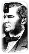 Thomas Huxley, English Biologist IPhone Case