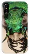 Tiger Beetle IPhone Case