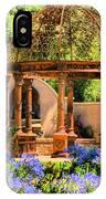 Tuscan Garden IPhone Case