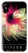 Untitled 34 IPhone Case