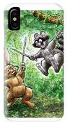 20 - Jennings State Forest - Sword Play IPhone Case