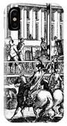 Louis Xvi (1754-1793) IPhone Case