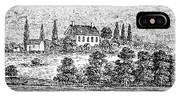 William Henry Harrison IPhone Case