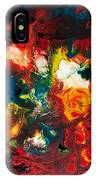 2010 Untitled Series #5 IPhone Case