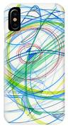 2012 Drawing #11 IPhone Case