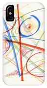 2012 Drawing #13 IPhone Case