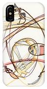 2012 Drawing #7 IPhone Case