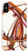 2012 Drawing #8 IPhone Case