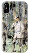 Theodore Roosevelt IPhone Case