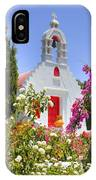 Mykonos IPhone Case