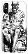 Ambroise Par�, French Surgeon IPhone Case