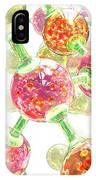 Atomic Bonds, Artwork IPhone Case