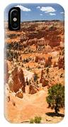 Bryce Canyon Amphitheater IPhone Case