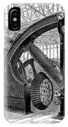Centennial Fair, 1876 IPhone Case