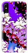 Cherry Blossom Art IPhone Case