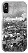 Civil War: Fredericksburg IPhone Case