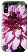 Dahlia Named Lauren Michelle IPhone Case