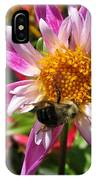 Dahlia Named Lorona Dawn IPhone Case