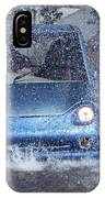 Electric Car IPhone Case