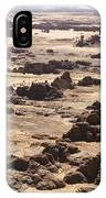 Giant Sandstone Outcroppings Deep IPhone Case