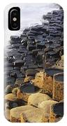 Giants Causeway, Co Antrim, Ireland IPhone Case