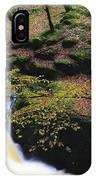 Glenmacnass Waterfall, Co Wicklow IPhone Case