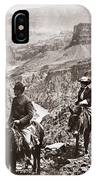 Grand Canyon: Sightseers IPhone Case