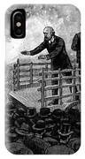 Henry George (1839-1897) IPhone Case