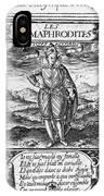 Henry IIi (1551-1589) IPhone Case