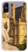 Jardin Des Tuileries IPhone Case