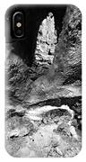 Lava Tube Cave IPhone Case