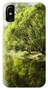Lazienki Park In Warsaw IPhone Case