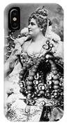 Lillian Russell (1861-1922) IPhone Case