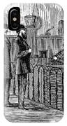 Ludlow Street Jail, 1868 IPhone Case