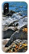 3 Of Mother Natures Finest  Textures IPhone Case