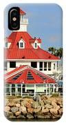 Parker's Lighthouse Restaurant IPhone Case