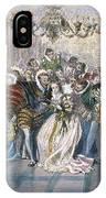 Perrault: Cinderella, 1867 IPhone Case