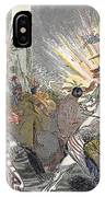 Presidential Campaign, 1844 IPhone Case