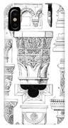 Romanesque Ornament IPhone Case